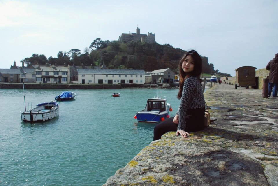 St Michael Mount, Cornwall