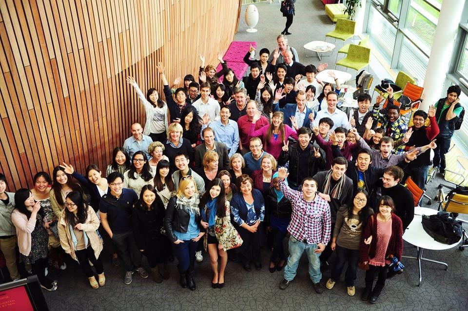 INTO giúp sinh viên bước những bước chắc chắn cho tương lai