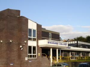 swansea college