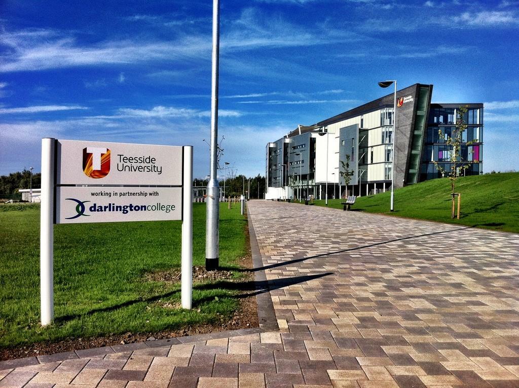 Đại học Teesside được xếp số 1 thế giới cho kinh nghiệm học tập của sinh viên