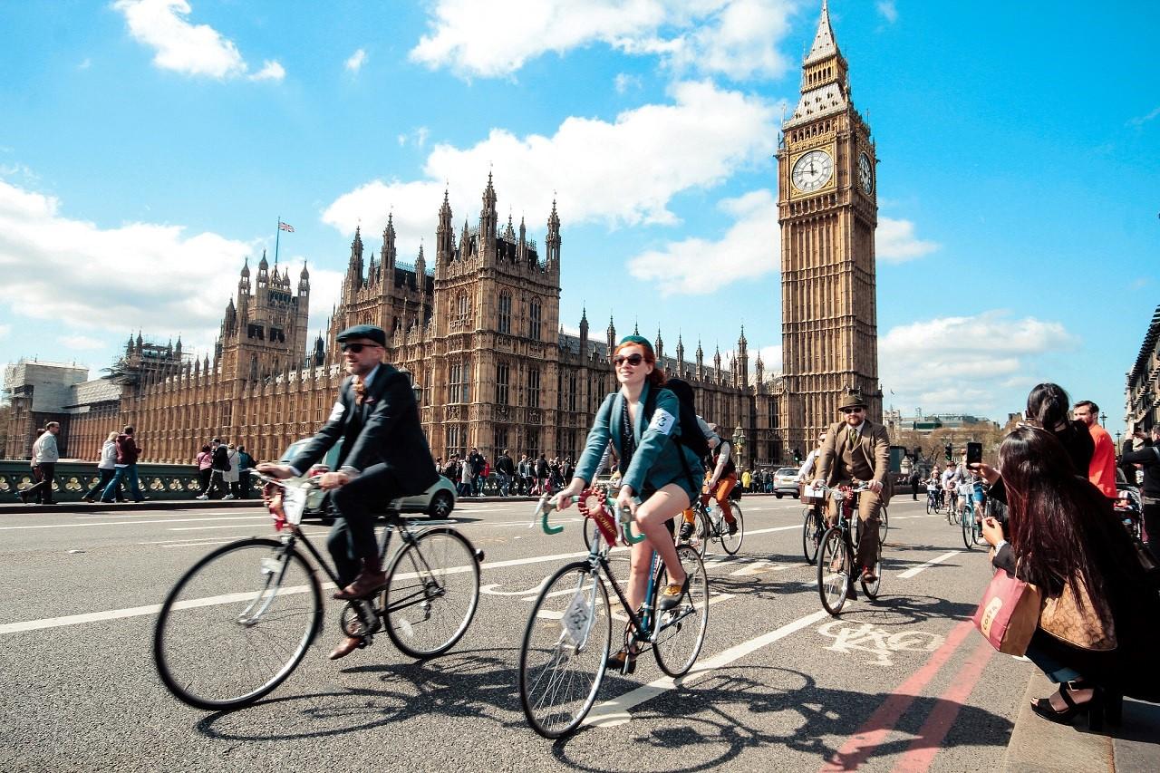 London sôi động với nhiều chọn lựa việc làm cho sinh viên